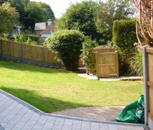 New fence and gates installed in Folkestone